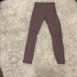 Lululemon Align Pant 25 inch